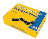 Mathe-Domino: Bruchrechnen von Martin Kramer | ISBN 978-3-8344-5033-3 | Bei Lehmanns online ...