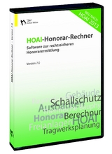 hoai honorar rechner 7 0 grundwerk isbn 978 3 481 03134 3 bei lehmanns online kaufen. Black Bedroom Furniture Sets. Home Design Ideas