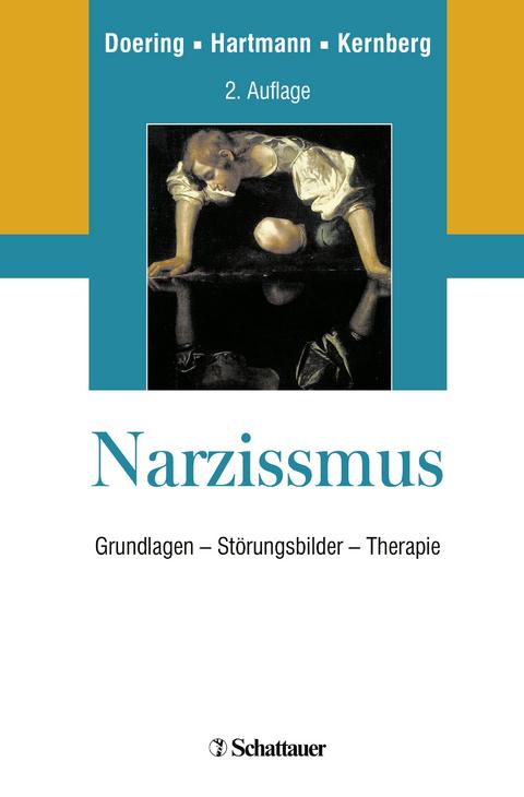 Narzissmus von Doering/Hartmann/Kernberg - ISBN 978-3-608
