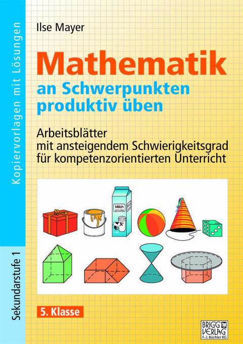 Mathematik an Schwerpunkten produktiv üben - 5. Klasse von Ilse ...