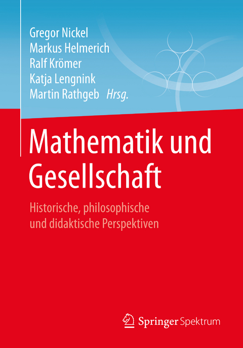 Mathematik Und Gesellschaft Von Gregor Nickel