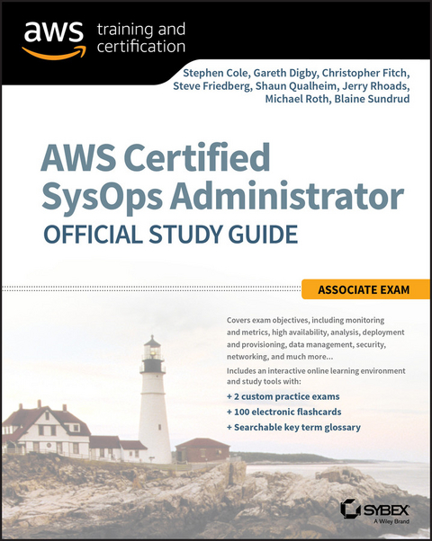 AWS Certified SysOps Administrator Official Study Guide (eBook)