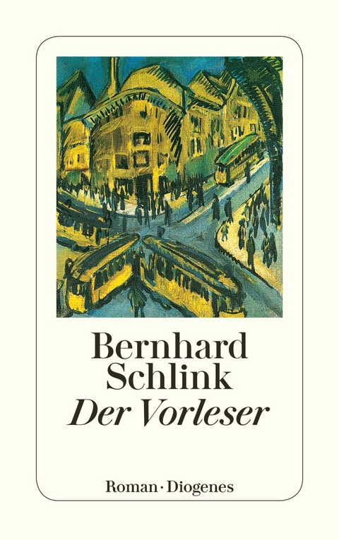 Der Vorleser von Bernhard Schlink | ISBN 978-3-257-22953-0
