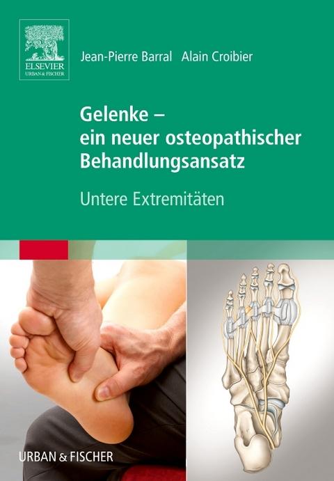 Gelenke - ein neuer osteopathischer Behandlungsansatz von Jean ...