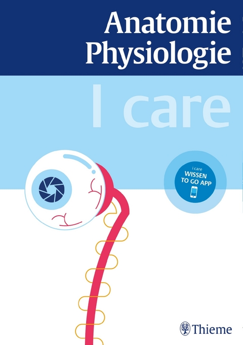 eBook: I care Anatomie, Physiologie | ISBN 978-3-13-165621-6 ...