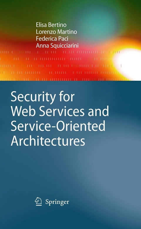 Ebook Security For Web Services And Service Oriented Von Elisa